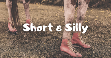short and silly writing prompts