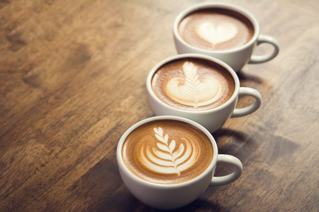 Caffeine Addict Writing Prompt